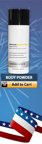 Advanced Body Powder