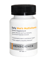 Daily Men's Multivitamin – Monthly Saver