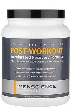 Post-Workout Accelerated Recovery Formula