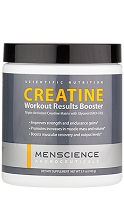 Creatine Workout Results Booster