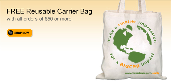 Use fewer Earth-Polluting bags