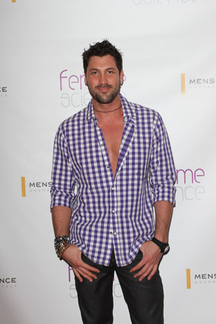 Maksim Chmerkovskiy from Dancing with the Stars