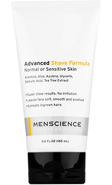Advanced Shave Formula