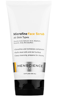 Microfine Face Scrub